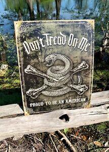 DTOM-Proud-American-Vintage-Metal-Tin-Sign-Wall-Decor-Garage-Man-Cave-Under-20