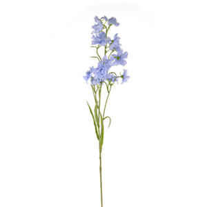 Image Is Loading Delphinium Artificial Silk 76cm Pack Of 3 Stems
