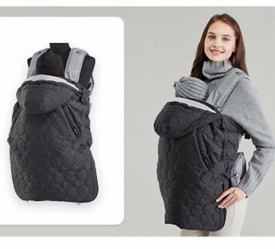 PODAEGI LUCY Baby Carrier Slings Cotton Mesh Cool Korea No Waist Buckle/&Belt