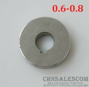 ONLY 1PK 0.6 0.8mm Wire Feed Roller Weld Parts