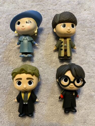 Victor Krum Cedric Diggory /& Harry Harry Potter Mystery Minis Fleur Delacour