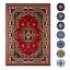 Traditional-Oriental-Medallion-Area-Rug-Persian-Style-Carpet-Runner-Mat-AllSizes thumbnail 1