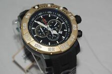 INVICTA  SEA BASE 14286 SWISS MADE TITANIUM CHRONOGRAPH 1000 M WATER RESISTANT