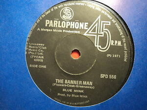 Blue-Mink-034-The-Banner-Man-034-Rare-SOUTH-AFRICAN-7-034