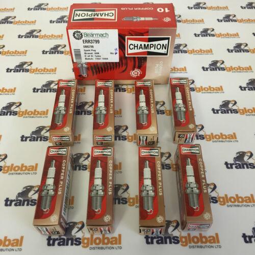 LAND ROVER DEFENDER 2.5 L Benzina Candela Set X8-CHAMPION OEM-err3799