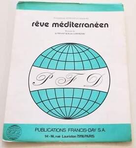 Partition sheet music JO PRIVAT : Rêve Méditerranéen * 70's Accordéon