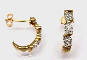 Diamant-Ohrstecker-925-er-Silber-ECHT-DIAMANT