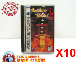 10x-SEGA-SATURN-GAME-CLEAR-PROTECTIVE-BOX-PROTECTOR-SLEEVE-CASE-FREE-SHIPPING