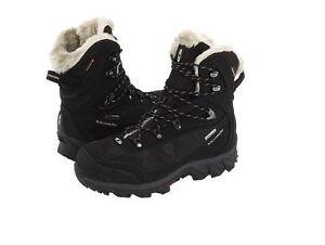 Salomon Womens Nytro GTX Boots Insulated Winter Gore Tex shoes 6-10 NEW | eBay
