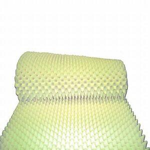 4 Inch Foam Twin Bed Pad Mattress Eggcrate Egg Crate Ebay
