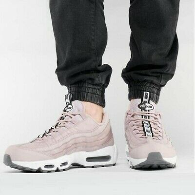 Nike Air Max 95 SE Sneaker Gym Casual Fashion Größe UK 9 (EU 44) Partikel Rose   eBay