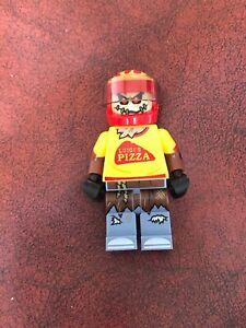 2019 DernièRe Conception Lego Figurine Batman Livraison Pizza Scarecrow Fig-afficher Le Titre D'origine