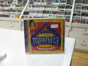 Walter Garibotto CD El Mestre Papanata
