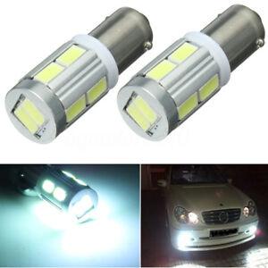 paire-BA9S-10-LED-Feux-Position-Ampoule-Canbus-Erreur-Pour-BMW-3-Series-F30-F31