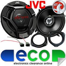 Vauxhall Zafira 99-11 JVC 5.25 Inch 520 Watts 2 Way Front Door Speakers Full Kit