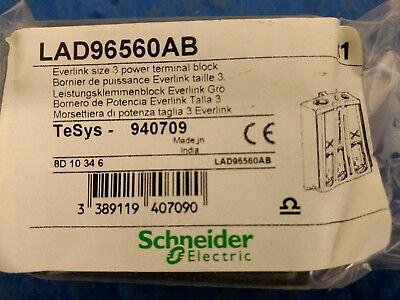 LAD96560 SCHNEIDER ELECTRIC LAD96560 USED TESTED CLEANED