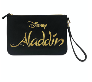 Disney Store Aladdin and Jasmine Cosmetics Bag Oh My ...