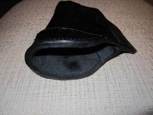 belt holster FITS Taurus 4510 POLY public defender formed leather,owb