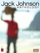 Jack Johnson Anthology Sheet Music Piano Vocal Guitar SongBook NEW 002500856