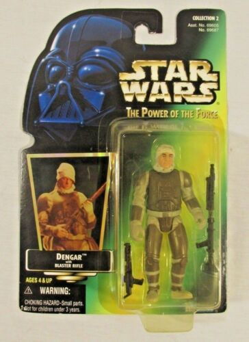Star Wars Action Figures Revenge of the Sith Power of the Force You Choose