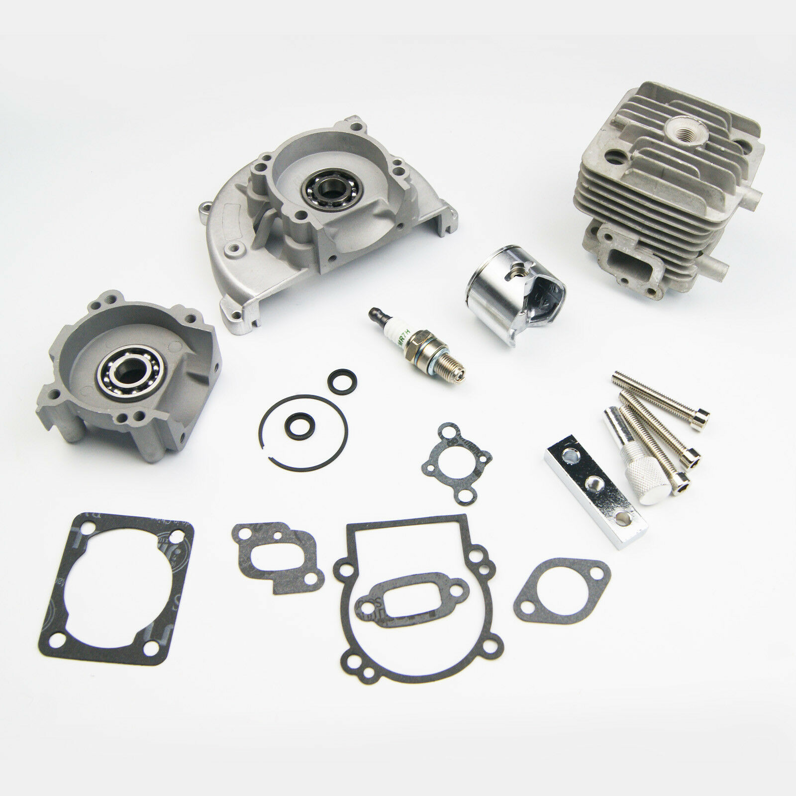 Rovan 4 Bolts 29cc Engine  Kit for piston e cylinder fit ZENOAH for HPI KM GOPE  servizio di prima classe