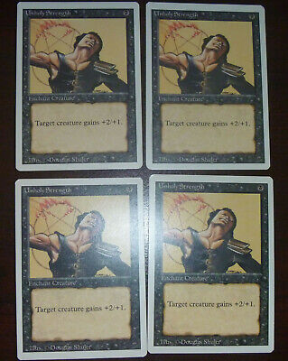 MTG Magic Revised 3rd Edition Basic Land Set x4 Mint Unplayed 60 Cards