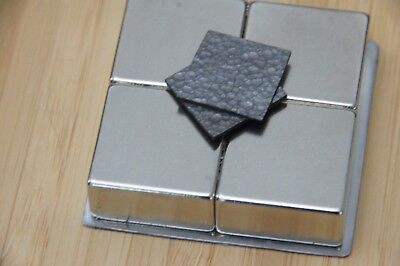 2 pcs Pyrolytic Graphite for Magnetic Levitation 18x18x0.6mm  in case