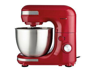 Red Silvercrest robot mélangeur 650 W 8 Vitesse 5 L Non-Stick = garantie 3 ans = 2 couleurs