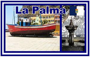 LA-PALMA-CANARY-ISLANDS-SOUVENIR-NOVELTY-FRIDGE-MAGNET-GIFTS-BRAND-NEW