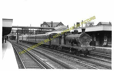 4 Northfleet SE/&CR. Higham Gravesend Central Railway Station Photo