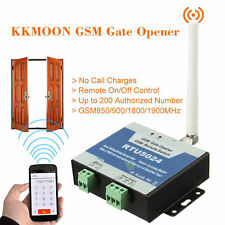 GSM Gate Opener Relay Wireless Switch Door Acc Free Call Remote Control By Phone