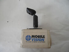 Mobile Vision In-Car Video Camera With Mount Police Dash Cam Security