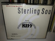 "KISS "" STERLING SOUND "" RARE CD SINGLE PROMO 1998 "" PSYCHO CIRCUS """