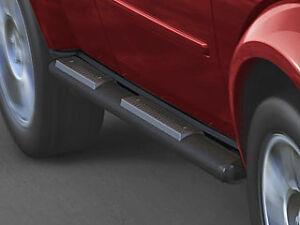 09 12 Dodge Ram Black Side Steps Running Tubular Running