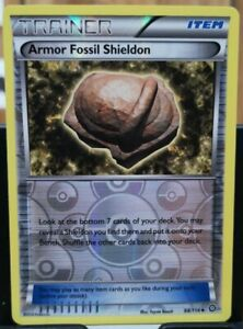 Pokemon-Armor-Fossil-Shieldon-XY-Steam-Siege-98-114-Rev-Holo-Uncommon