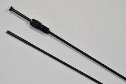 Raggio SHIMANO XT WH-M785 Black 272mm Ant.Dx//SPOKE SHIMANO XT WH-M785 272MM FRON