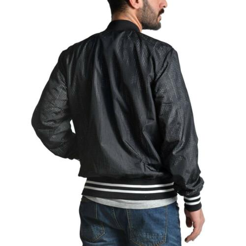 Black Franklin Rrp Jacket Perforated Bomber Style Small And £95 Marshall YwCYfq
