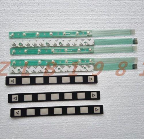 FANUC A98L-0005-0252 7 key oi membrane button bar ONE NEW