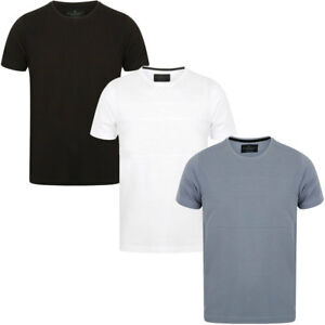 New-Mens-Dissident-Branded-Lecky-Cotton-Crew-Neck-Lightweight-T-Shirt-Size-S-XXL