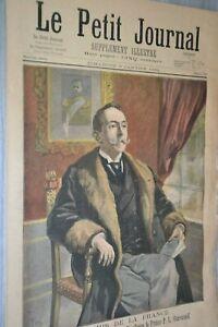 Le-petit-journal-supplement-illustre-9-janvier-1898-Prince-Ouroussof