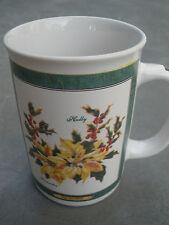 Tadi Artistic Poinsettia Flowers And Ribbons Art Christmas Tree Coffee Mug For Sale Online Ebay