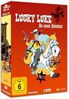 Lucky Luke - Die neuen Abenteuer Vol. 1 / Folge 1-11 von Bernard Alane,Eric Legrand,Antoine de Caunes,Francis Perrin (2010)