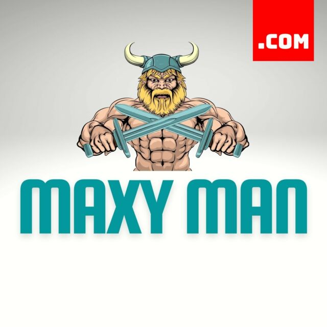 MaxyMan.com - 2 Word Domain - Short Domain Name - Catchy Name .COM Dynadot