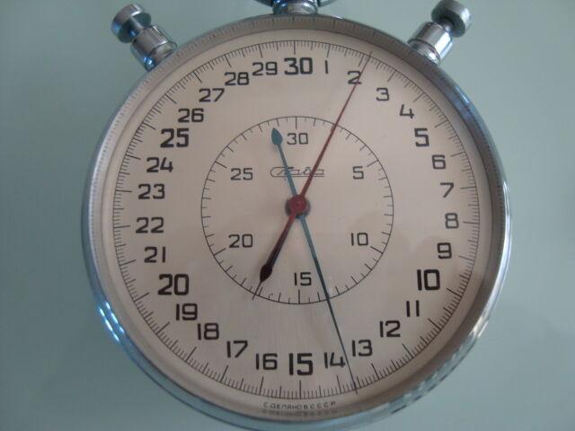 Rare russian marine stop stop marine watch Slava eb7912
