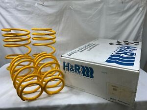 CLOSEOUT-H-amp-R-50899LE-LOWERING-SPRINGS-FOR-00-05-DODGE-NEON