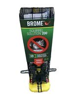 Brome Squirrel Solution200 3.4lbs Capacity Seed Bird Feeder