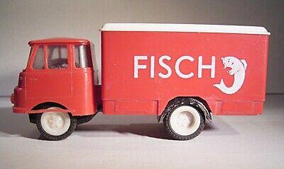 """Motiviert 04 227 Msw Grip """"robur Lo 2500 Koffer Fisch (fahrerhaus Rot/koffer Rot !)"""