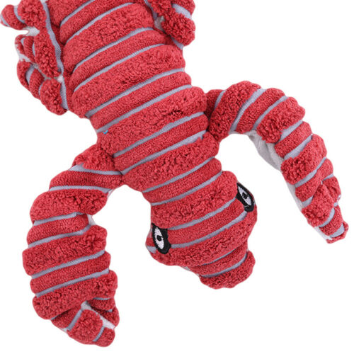 Small Pick A Pet Red Lobster Doll Toy Plush Pet Toys Stuffed Animal