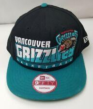 NEW MITCHELL /& NESS VANCOUVER GRIZZLIES XL Logo 2 Tone Snapback NJ16Z MTC 5VGRIZ