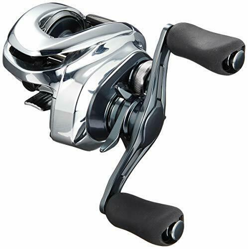 nuovo SHIuomoO 19 ANTARES Left Baitcasting Reel from Japan Tracre number